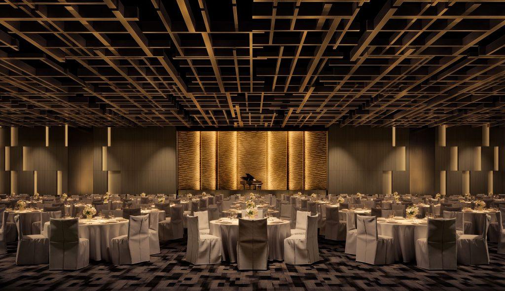 Century plaza ball room